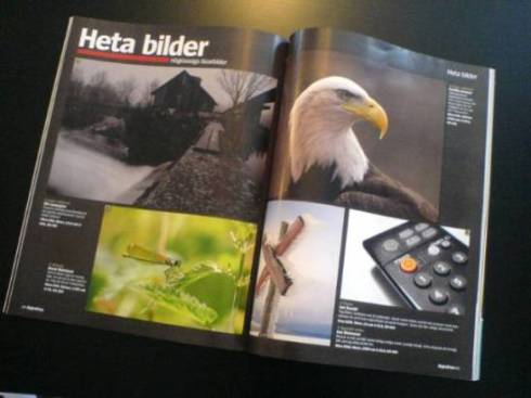 DigitalFoto Heta bilder