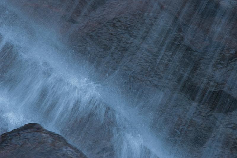 Konstgjort vattenfall (handhållet)