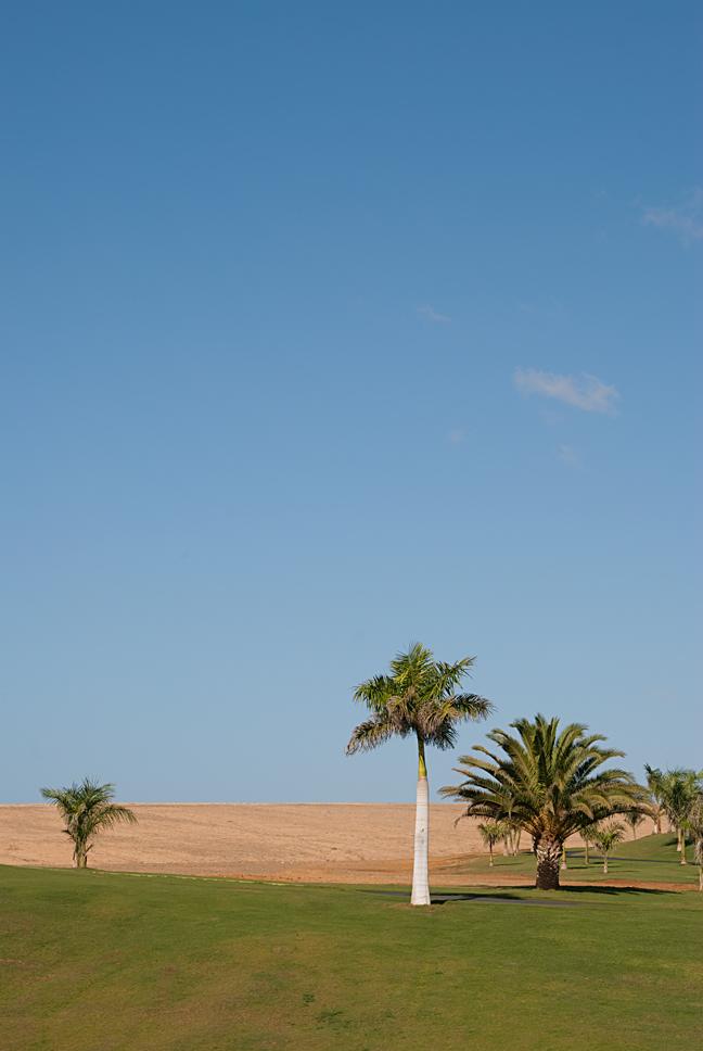 Golfbanan i Meloneras