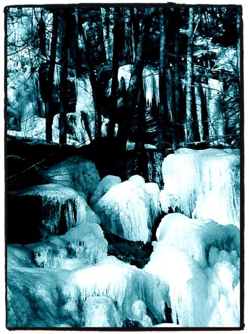 Vattenfallet vid Lygnern