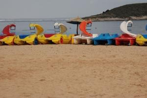 Trampbåtar i Magaluf