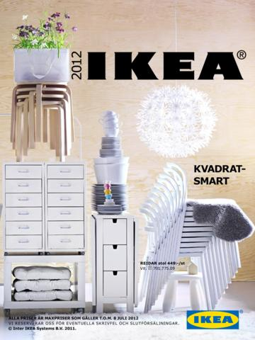 IKEA-katalogen på iPad