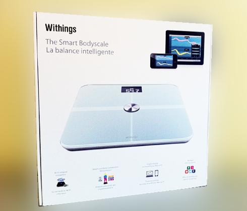 Withings wifi-våg