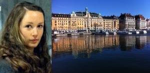 Jag i Stockholm