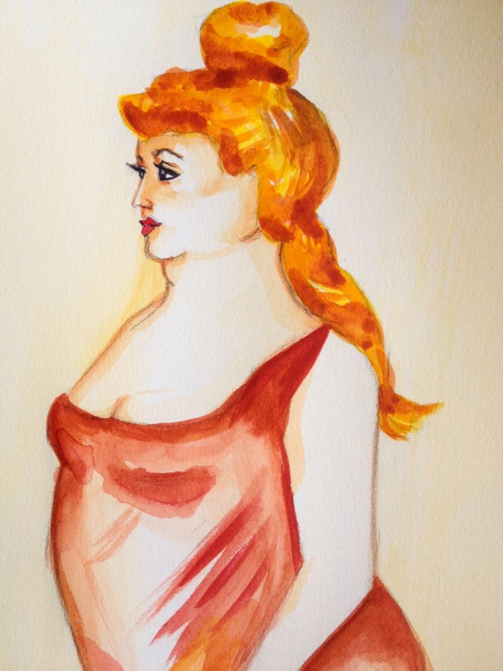 Den Sköna Helena (La Belle Hélène)