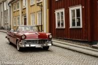 Inne i Rättvik om jag inte minns fel :) Det kan även vara Mariestad..