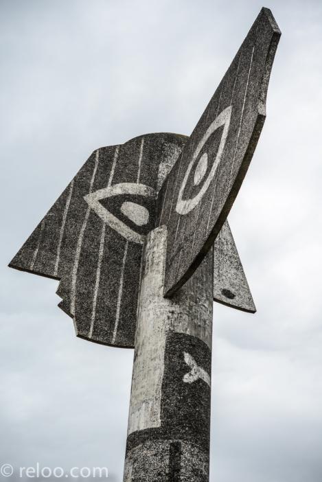 Picassostatyn i Kristinehamn