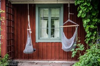 Dala-Floda Värdshus, en plats jag somnade till på