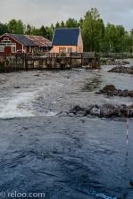 Dala-Floda och floden