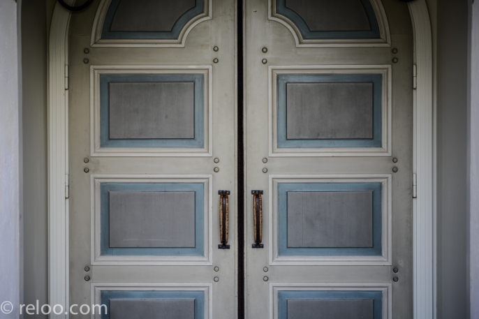 Leksands kyrkas portar