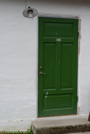 Stabergs Barockträdgård - Jag är bakom dörren! ;)