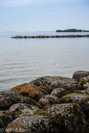 Vadstena - Längs kusten