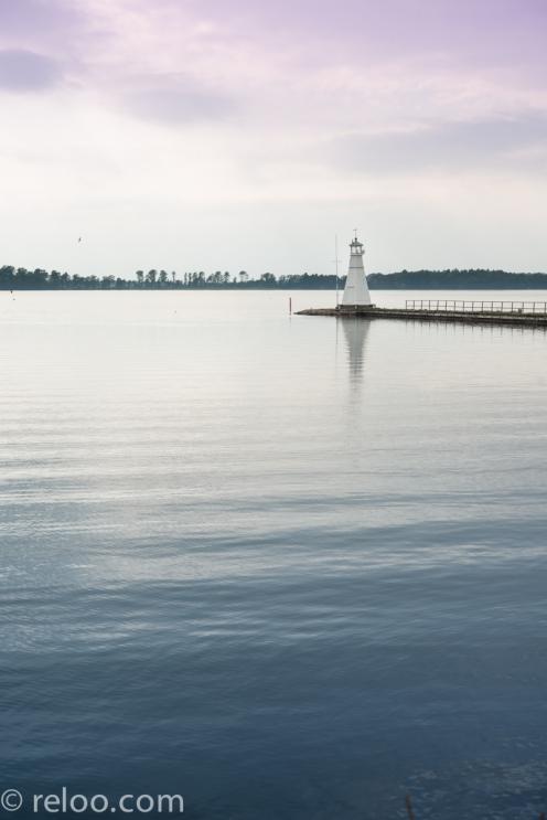 Vadstena - Hamnen