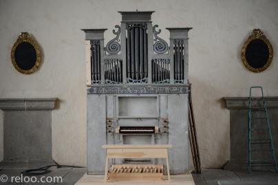 Vadstena - Vadstena Slott, i kapellet