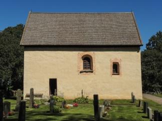 Dädesjö gamla kyrka