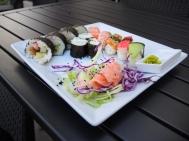 Sushi i Karlskrona