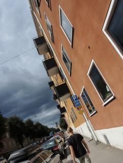Promenad i Karlskrona