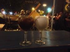 Två drinkar