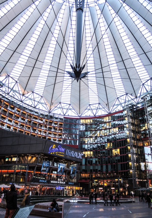Sony Center i Berlin