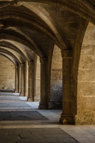 Riddarpalatset i Rhodos stad