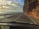 På väg till Puerto de Mogan