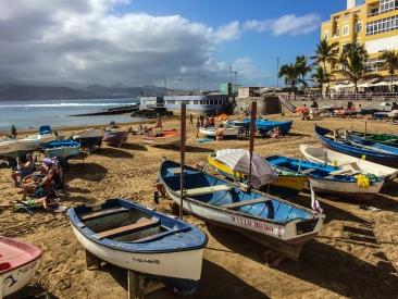 Las Palmas - Las Canteras