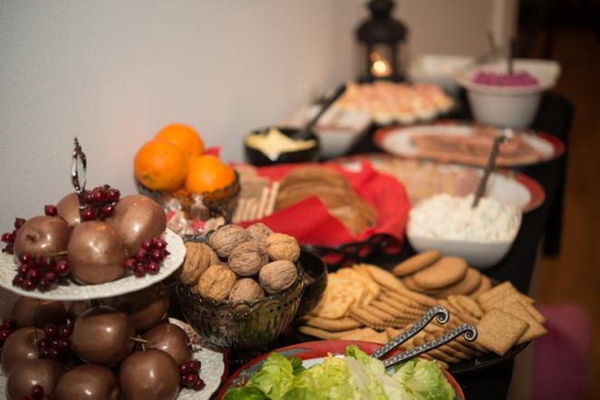 Julbordet och alla dess gottigheter