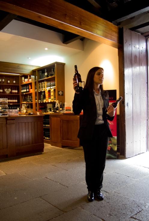 Guiden för The Old Blandy Wine Lodge