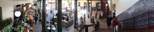Mercado dos Lavradores i Funchal