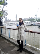 Jag vid Themsen