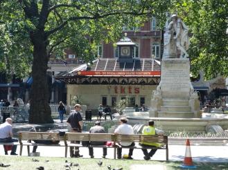 TKTS på Leicester Square