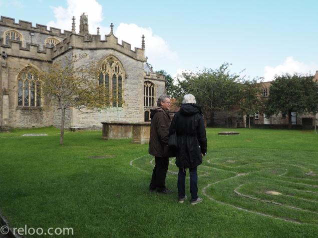 St Johns Kyrka i Glastonbury