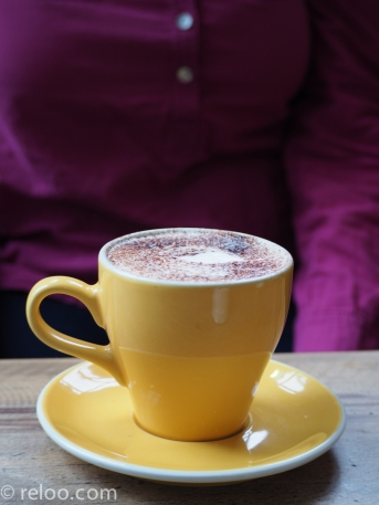 Kaffe, inte min