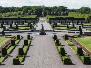 Utsikt från Drottningholms Slott
