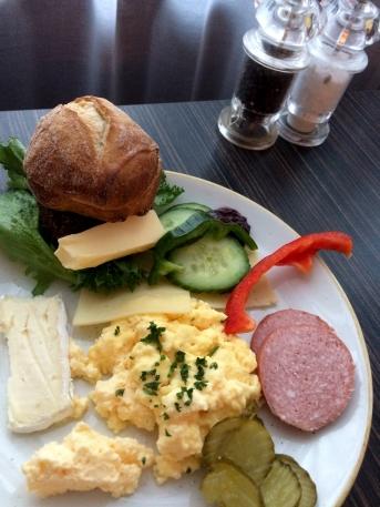 Frukost på Varbergs Kusthotell
