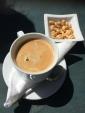Kaffe i baren