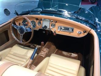 Ombyggd retrobil