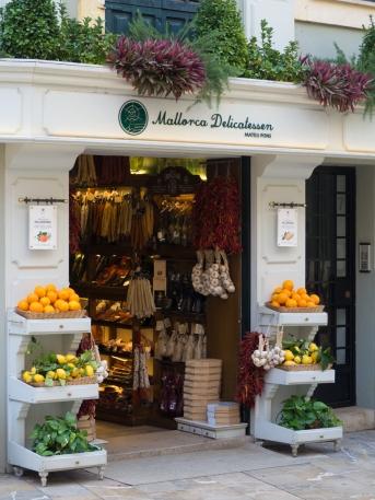 Vackraste fruktbutiken i Palma