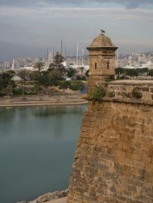Utsikt över Palma