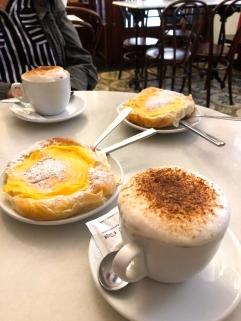 Ca'n Joan de s'Aigo i Palma - Gott kaffe, smaklöst wienerbröd